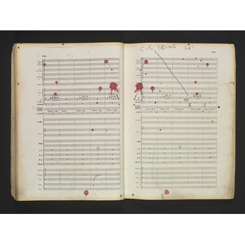 Musical score - Jesus Christ Superstar