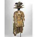 Recreation of the costume worn by Louis XIV as Apollo (Theatre costume)