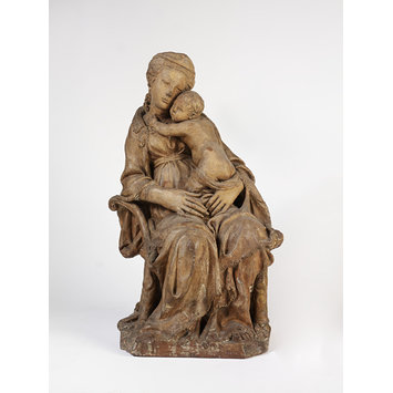 Group - The Virgin and Child