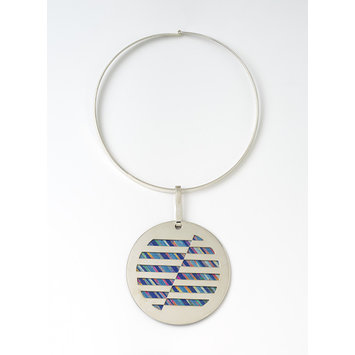Necklace - Optical Titanio Diago