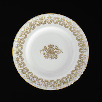 Side plate - Coronation Golden Persephone