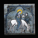 Flight into Egypt (Tile)