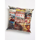 Untitled (Cushion cover) (Print)