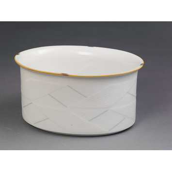 Tureen and lid - Facet