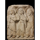 Saints Philip, Jude, and Bartholomew (Relief)