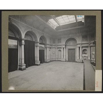 Photograph - Interior view of the Royal Horticultural Society Council Chambers