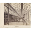 Interior view of the Cross Gallery, International Exhibition, South Kensington, 1862 (Photograph)