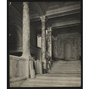 Victoria and Albert Museum, Gallery 61, East Staircase adjoining the Entrance Hall being constructed (Photograph)