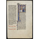 Glazier-Rylands Bible (manuscript cutting)