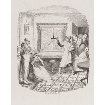 Print - The Boarding House (Plate II)