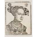 Sybilla of Cleves (Woodcut)