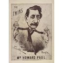 H Beard Print Collection (Print)