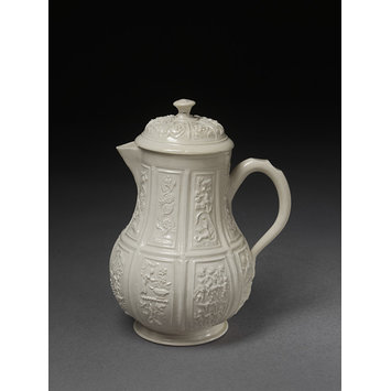 Milk jug and cover
