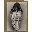 Polychrome mask, Ivory Coast (Photograph)