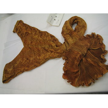 Evening dress and storage bag