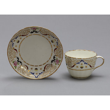 Coffee cup, cup and saucer