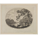A View near Bethnal Green, Middlesex (Print)