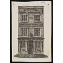 W. Stevens Wine Merchant, 78 Bishopsgate Street Within (Advertising card)