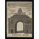 Bishops-Gate (Engraving)