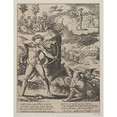 The History of Apollo and Daphne (Print)