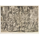 Rape of the Sabines (Print)