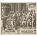 History of Cupid and Psyche (Print)