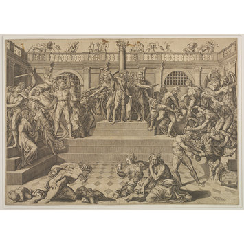 Print - Murder of the Innocents