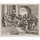 The Continence of Scipio (Print)