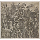 The Triumph of Julius Cæsar (Woodcut)