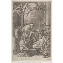 Death of St. Jerome (Print)