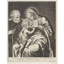 The Virgin and Infant Jesus (Print)