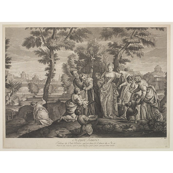 Print - Finding of Moses