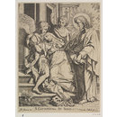 Death of St. Catherine of Siena (Print)
