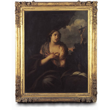 Oil painting - The Penitent Magdalen