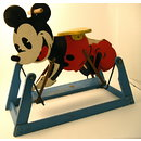 Mickey Safety Rocker (Rocking toy)