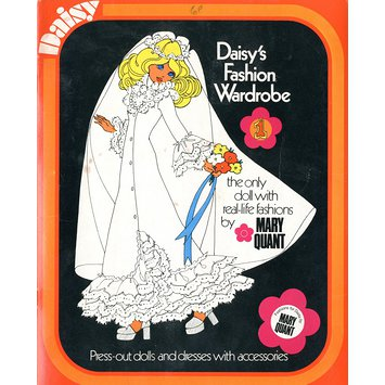 paper doll set - Daisy's Fashion Wardrobe 1