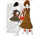 Paper doll set - Daisy's Fashion Wardrobe 4