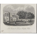 The Garden & Terrace, Haddon Hall (Print)