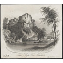The High  Tor, Matlock (Print)
