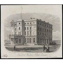 The Lord Warden Hotel, Dover (Print)