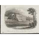Chatsworth, the Palace of the Peak, Derbyshire (Print)