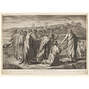 Christ's Charge to Peter (Print)