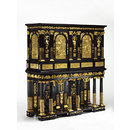 The Marie de Medici cabinet (Cabinet on stand)