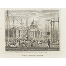 The Custom House, Dublin (Print)