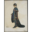 H Beard Print Collection (Costume design)