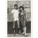 Untitled [couple on roller skates] from the series On a Good Day (Photograph)