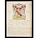 Coat of arms of the Right Worshipful Company of Haberdashers (Print)