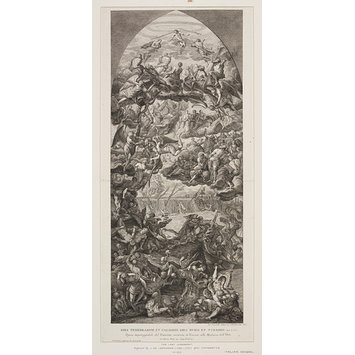 Print - The Last Judgment
