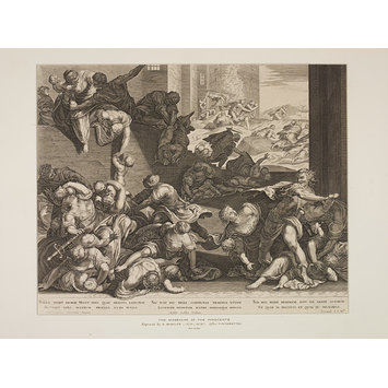 Print - The Massacre of the Innocents