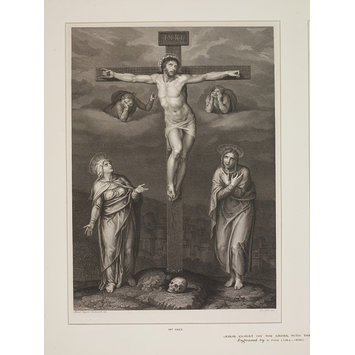 Print - Jesus Christ on the Cross